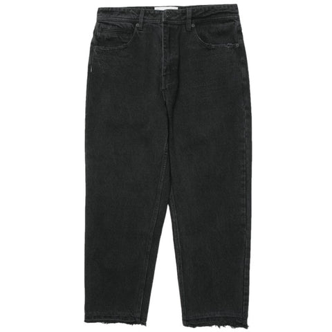 Celo Cropped Pant Black