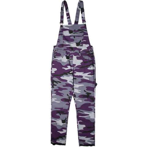 Clayton Overalls Purple