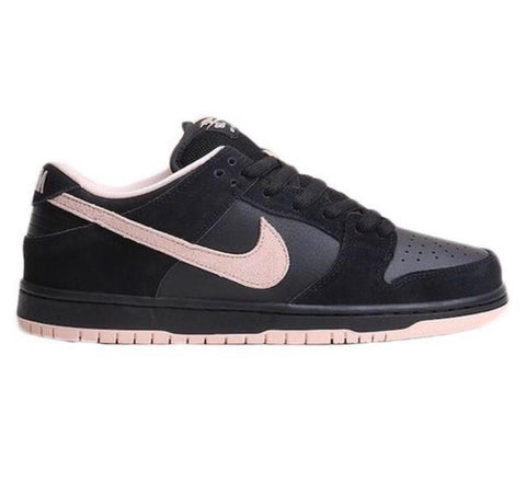 Dunk Low Pro Black Washed Coral