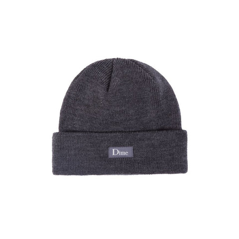 Lightweight Beanie Dark Gray