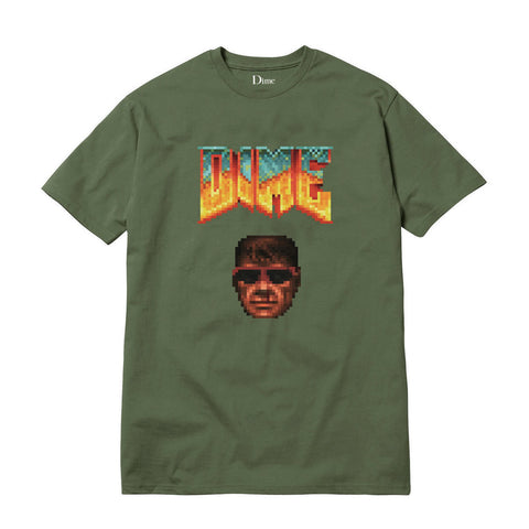 Dime Guy T-Shirt Military Green