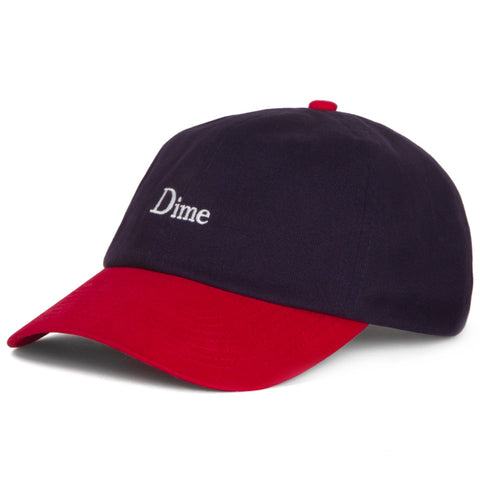 Dime Classic Two-Tone Cap Navy Red