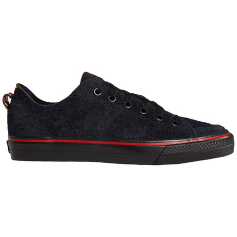 Nizza RFS Core Black Scarlet Footwear White