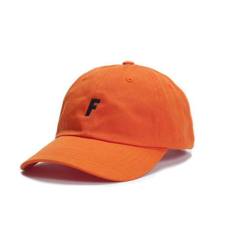 Pops Dad Cap Orange