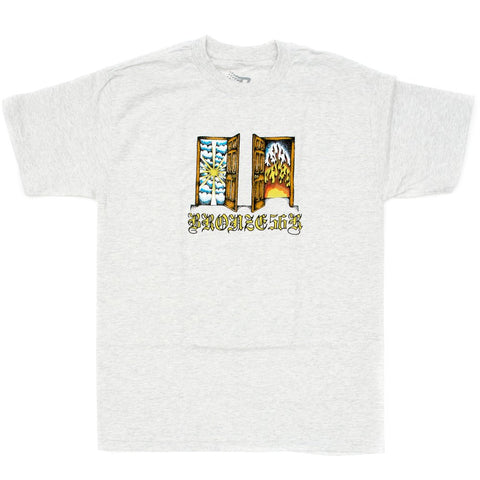 Heaven And Hell Tee Ash