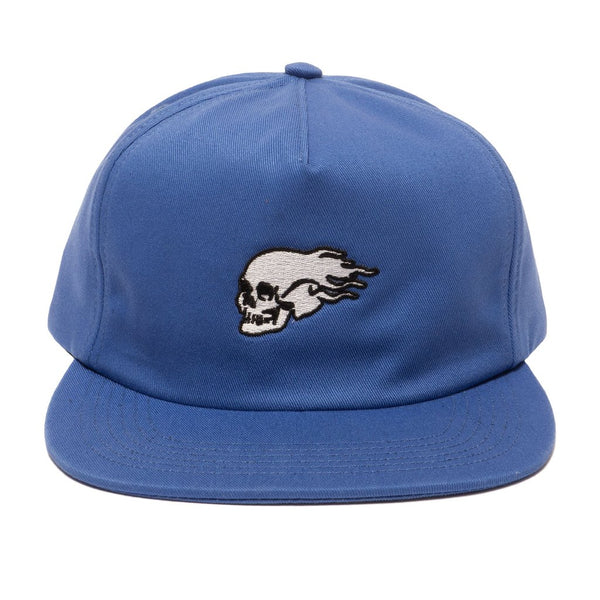 Hot Skull Hat Blue