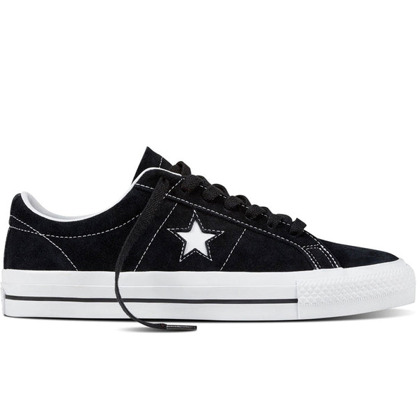 One Star Pro OX Black White White