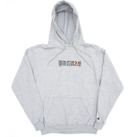 Icy Hot Hoody Light Steel