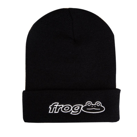 Frog Works Beanie Black