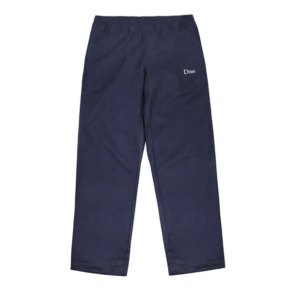 Dime Classic Twill Pants Navy