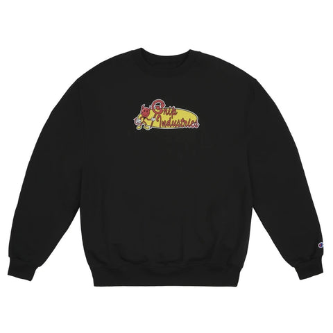 Grip Industries Crewneck Black