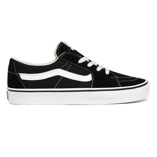 Sk8 Low Pro Black White