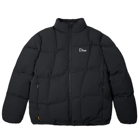 Warp Heavy Weight Puffer Black
