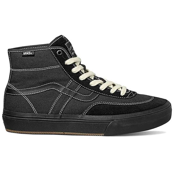 Crockett High Pro Black Black