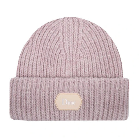 Dime Soft Rib Beanie Light Pink