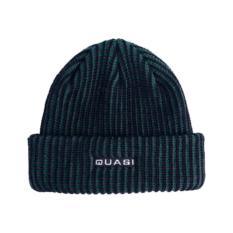 Tri Color Waffle Beanie