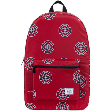 PA Daypack 70D Poly Indy Red