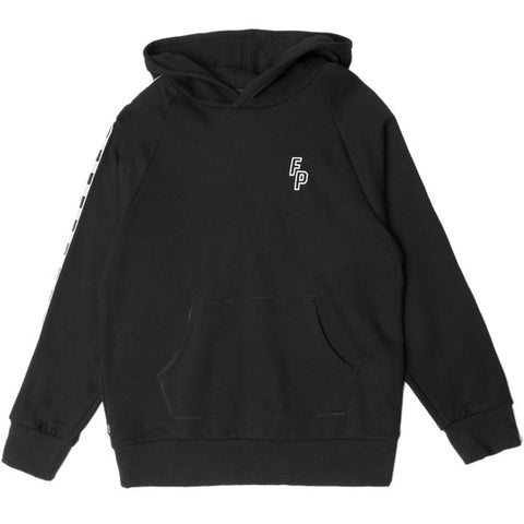 Kas Hooded Pullover Black