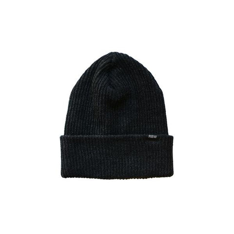 Lightweight Watch Cap Black