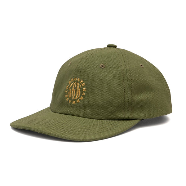 Bronze Movement Hat Army Green