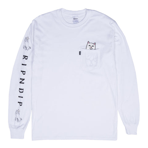 Lord Nermal Pocket LS White