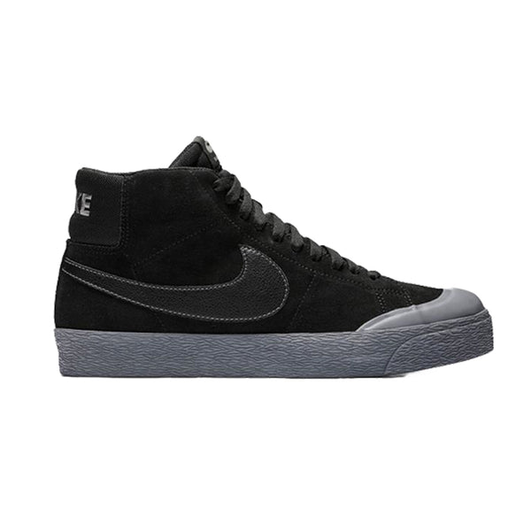 Blazer Mid XT Black Black Metallic Pewter Cool Grey