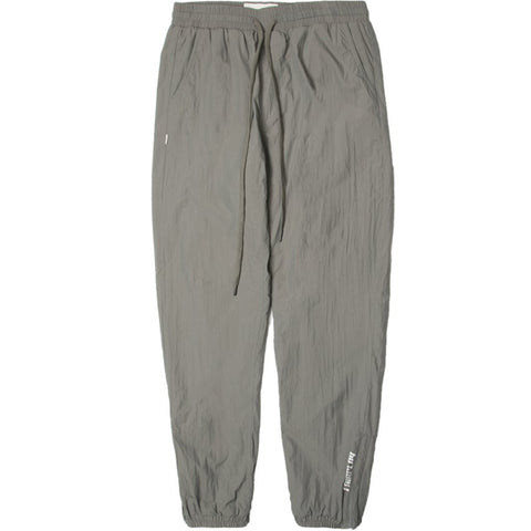 Nylon Runner Pant Grey