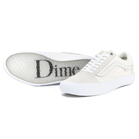 Old Skool Pro (Dime) Marshmallow White