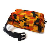 Side Pouch Orange Camo