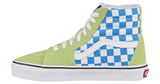 Sk8-Hi (Vans Patch) Sharp Green