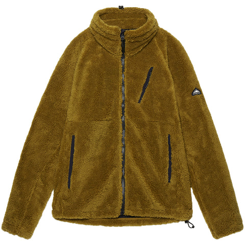 Breakheart Fleece Green