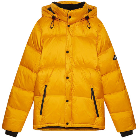 Equinox Jacket Golden Yellow