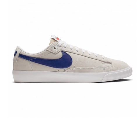 Zoom Blazer Low GT QS Summit White Deep Royal Blue