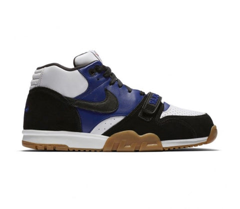 Air Trainer I Black Deep Royal Blue Summit White