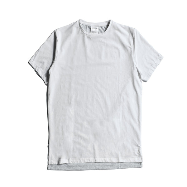 Reid Crew Shirt White