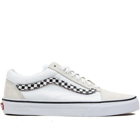 Old Skool (Sidestripe V) True White