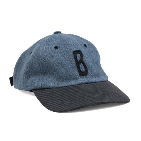 Trippy B Hat Denim