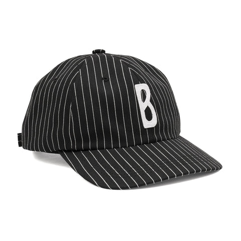 Trippy B Hat Black Stripe