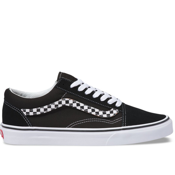 Old Skool (Sidestripe V) Black True