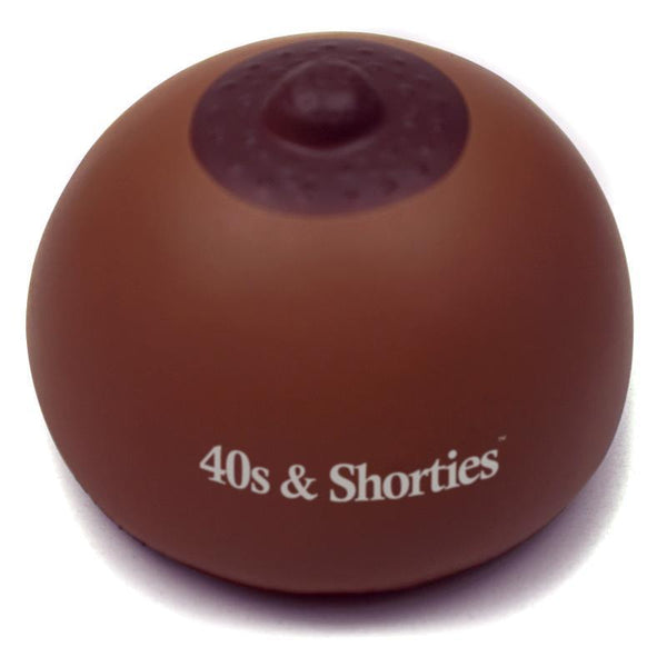 Chocolate Boobs Stress Ball