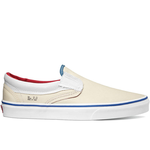 Classic Slip-On (outside in) Natural STV