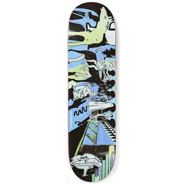 Nick Boserio The Riders Deck
