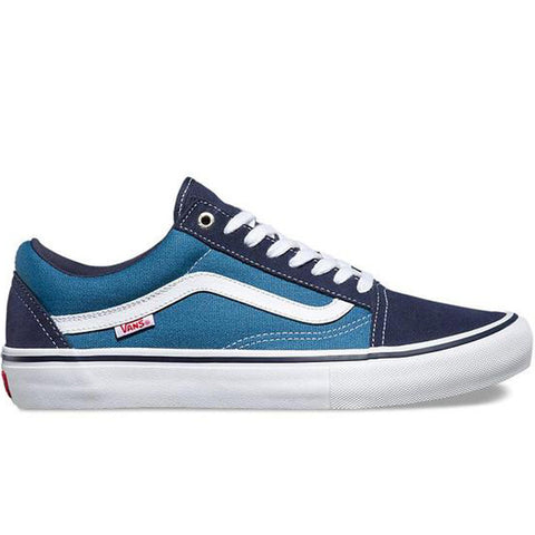Old Skool Pro Navy STV Navy White