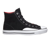 CTAS Pro HI Black Enamel Red White
