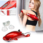 0382 3 in 1 Dolphin Handheld Massager