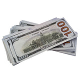 (10,000) 1 Band $100 Full Print Bills