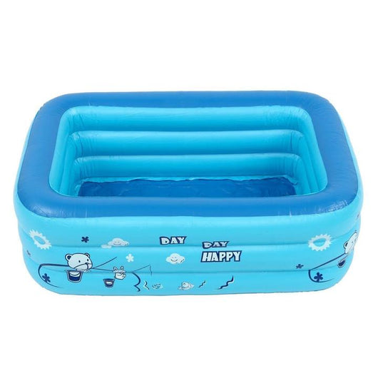 3 Layers Inflatable Swimming Pool For Children