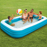 Backyard Inflatable Family Pool
