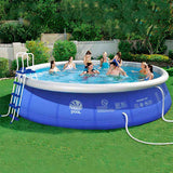 Large Inflatable Swimming Pool for Adults (Easy Set)