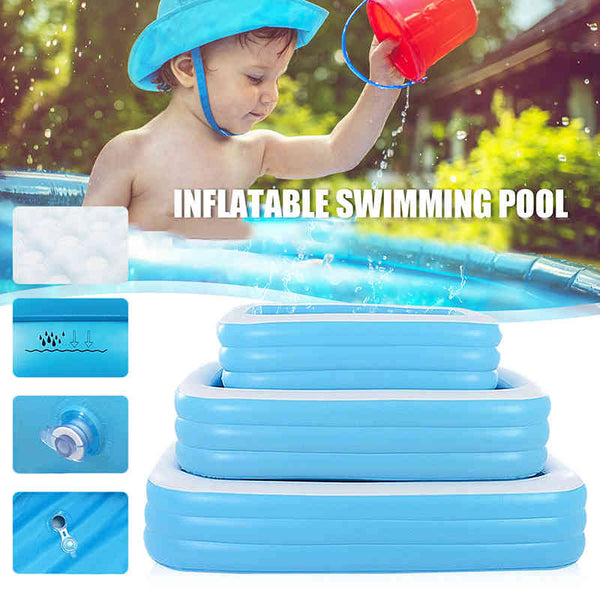 Backyard Inflatable Kids Pool & Family Pool